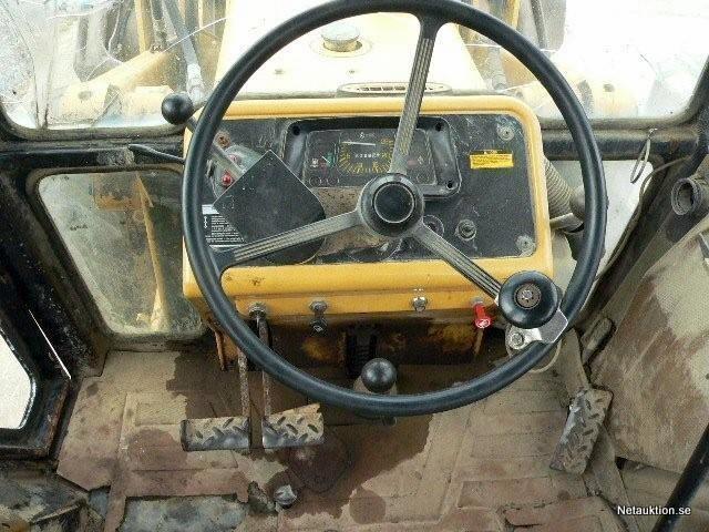 F Rs Ljningsobjekt Traktorgr Vare Ford 655