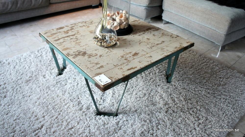 Soffbord Göteborg : Försäljningsobjekt soffbord vintage ryamatta mm