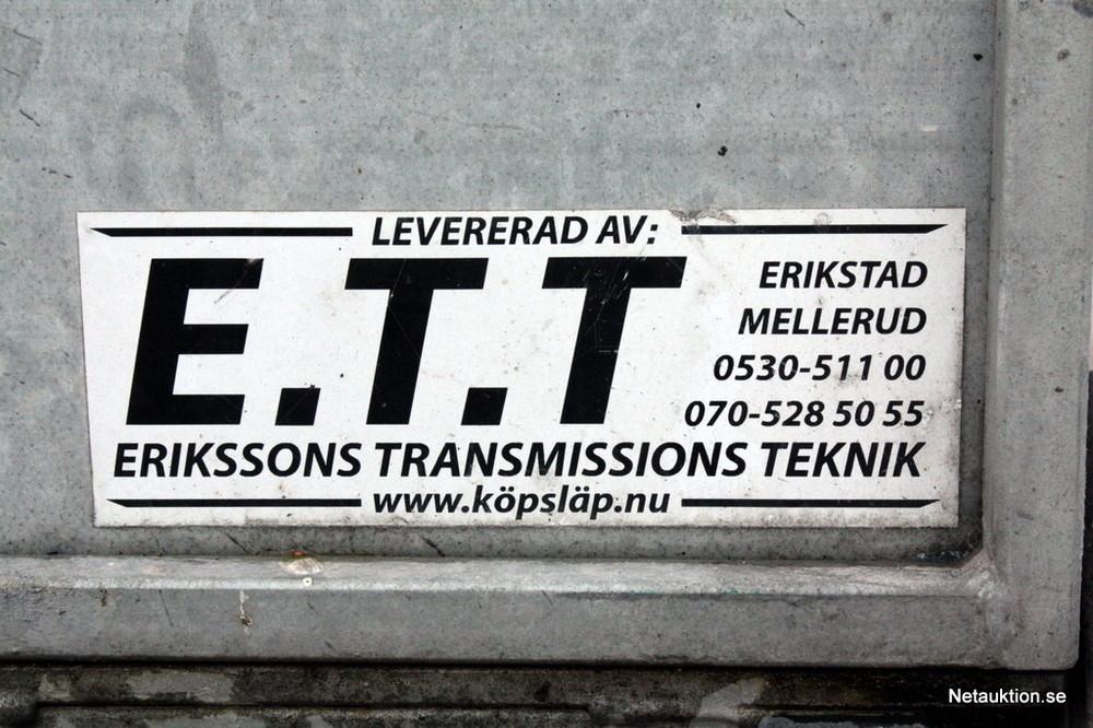 e.t.t erikssons transmissions teknik