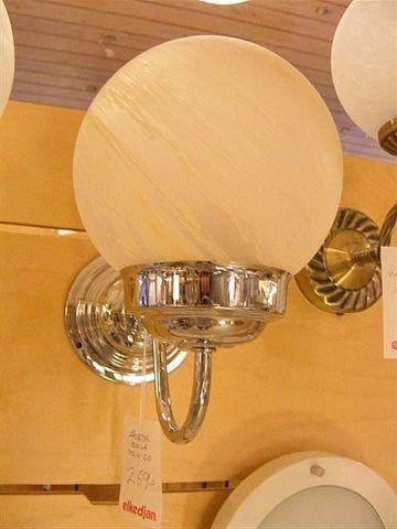 Badrum badrum belysning : Försäljningsobjekt: Badrumsbelysning (Värde 598Kr)