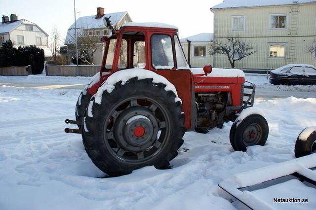 Försäljningsobjekt: Traktor Massey Ferguson 65