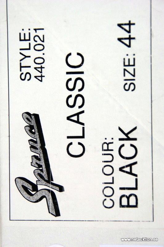 Försäljningsobjekt: MC Stövlar, Spruce Classic, strl 44.