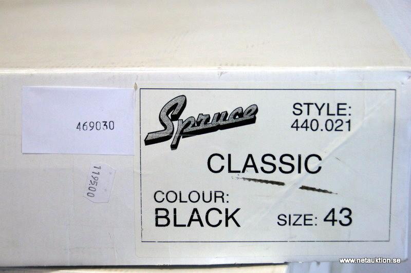 Försäljningsobjekt: MC Stövlar, Spruce Classic, strl 43.