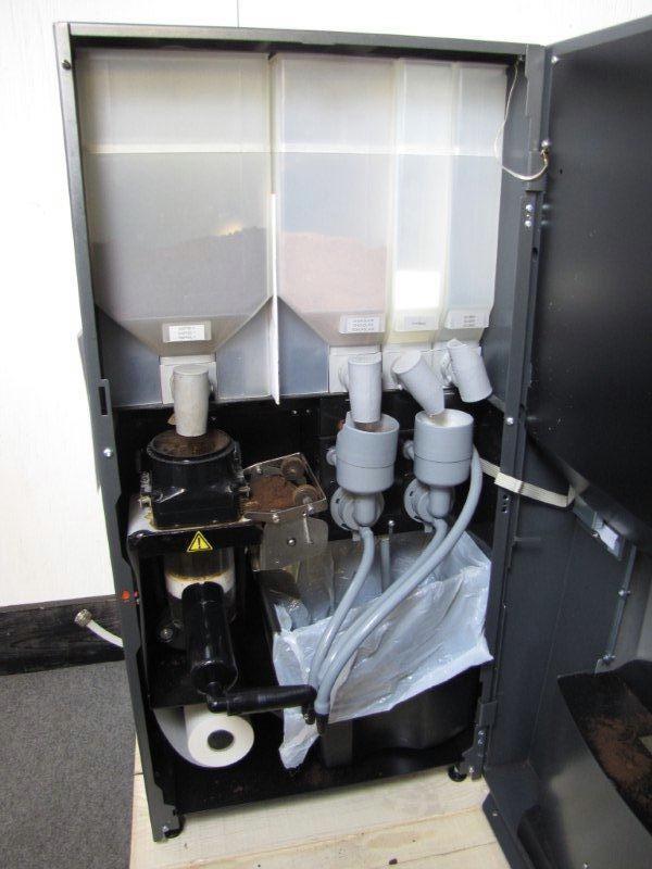 Försäljningsobjekt: Kaffeautomat OrionDe Jong Duke