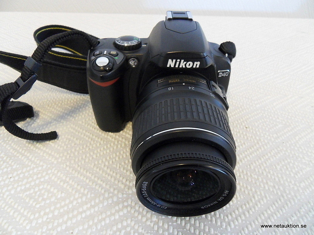 what replaced the nikon d40