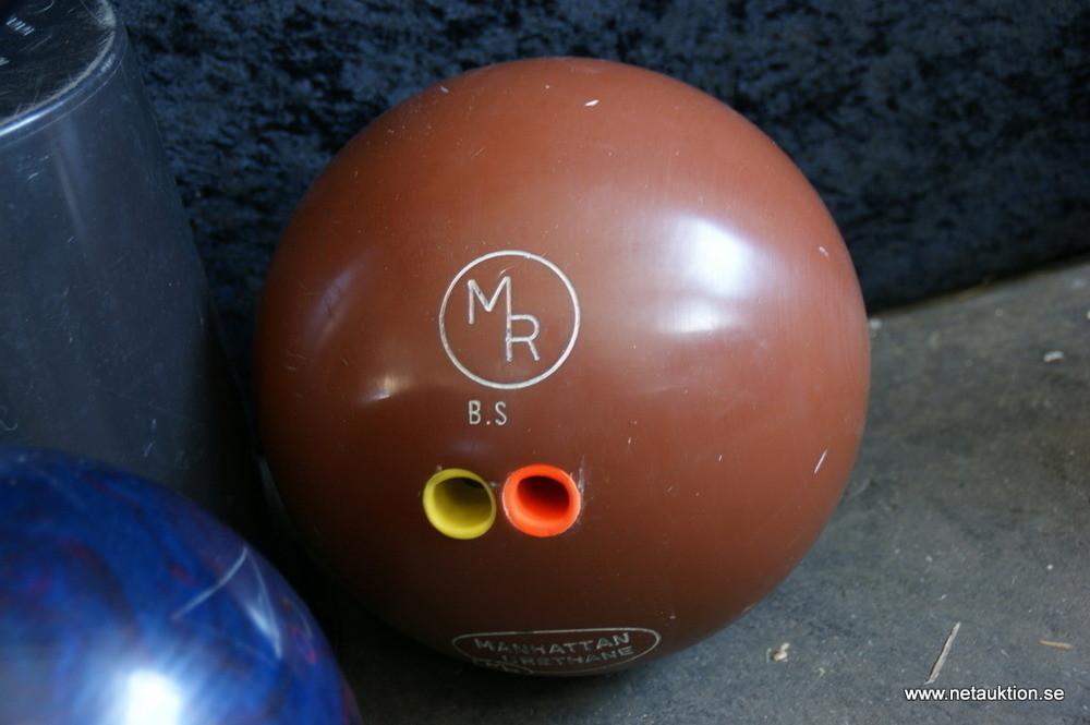 Nya bowlingklot